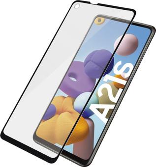 PanzerGlass Fall freundlich Samsung Galaxy A21s Displayschutzglas