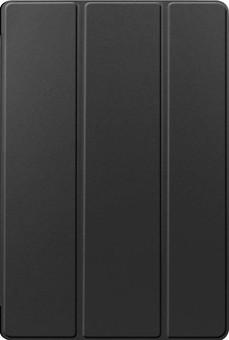 Just in Case Tri-Fold Samsung Galaxy Tab S7 Plus Book Case Black