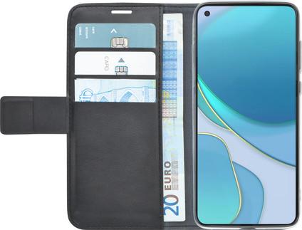 Azuri Wallet OnePlus 8T Book Case Black