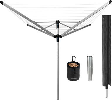 Brabantia umbrella drying rack Lift-O-Matic Advance 50 meters