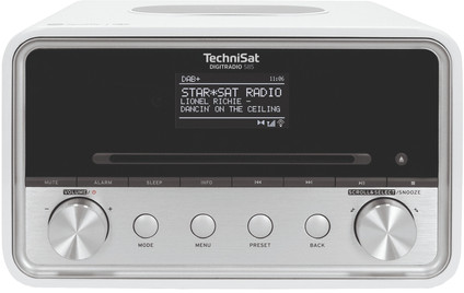 TechniSat DigitRadio 585 White