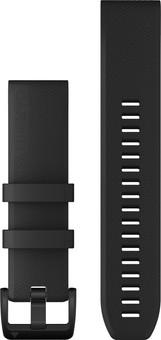 Garmin Silicone Strap Black/Black 22mm