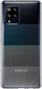 Spigen Liquid Crystal Samsung Galaxy A42 Back Cover Transparent