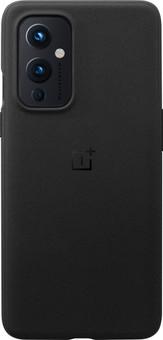 OnePlus 9 Sandstone Back Cover Black