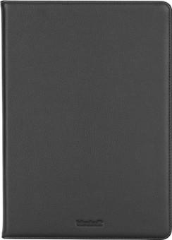 BlueBuilt iPad (2020)/(2019) and iPad Air (2019) Book Case Leather Black