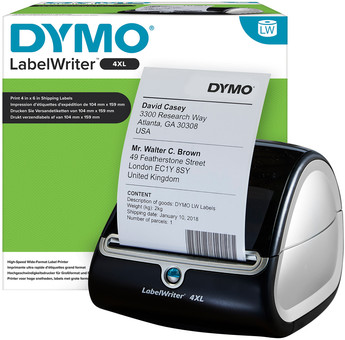 DYMO LabelWriter 4XL Label Maker