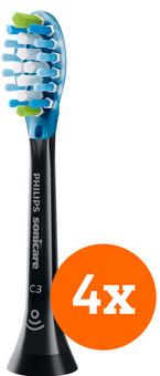 Philips Sonicare Premium Plaque Defense HX9044/33 (4 units)