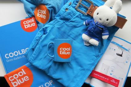Coolblue Pants (size L)