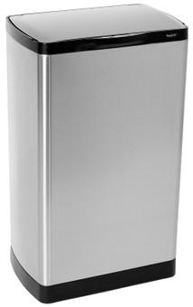 Easybin Sensor Silver Flatline 40 Liters