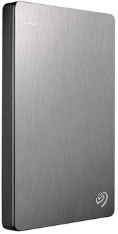 Seagate Backup Plus Slim 2 TB Silver