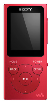 Sony NWE394 Red