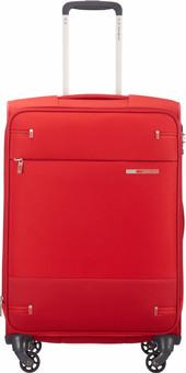 Samsonite Base Boost Expandable Spinner 66cm Red