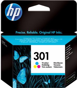 HP 301 Cartridges Combo Pack