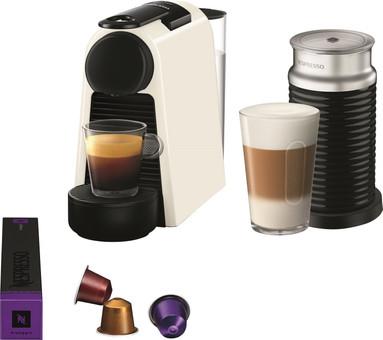 Magimix Nespresso Essenza Mini White + Milk frother