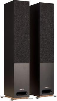 Jamo S 807 Floorstanding speaker Black (per pair)