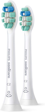 Philips Sonicare Optimal PlaqueDefense HX9022/10 (2 stuks)