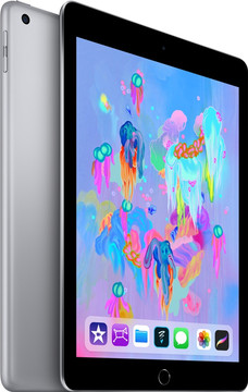 Apple iPad (2018) 32 GB Wifi + 4G Space Gray