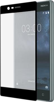 Azuri Nokia 3 screenprotector Edge to Edge Glas