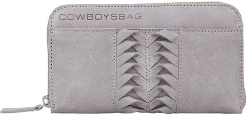 Cowboysbag Purse Silverbrook Grey
