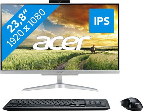 Acer Aspire C24-860 I8628 BE All-In-One Azerty
