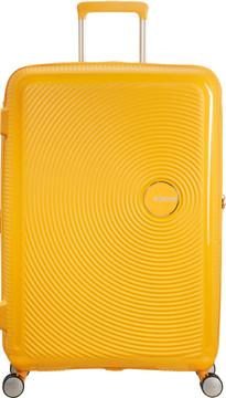American Tourister Soundbox Spinner 77 cm TSA Exp Golden Yel