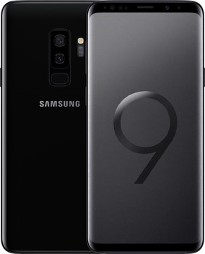 Samsung Galaxy S9 Plus 256 GB Zwart BE
