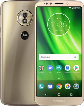 Motorola Moto G6 Play Goud