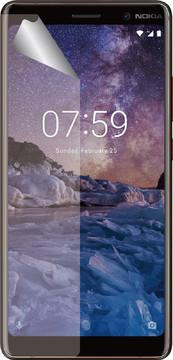 Azuri Nokia 7 Plus Screenprotector Plastic Duo Pack