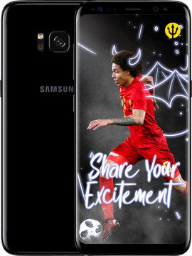 Samsung Galaxy S8 Zwart BE WK