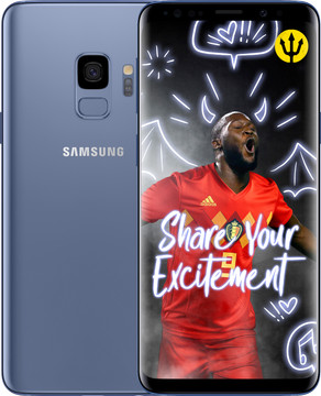 Samsung Galaxy S9 Blauw BE WK