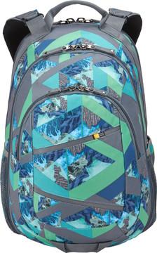 """Case Logic Berkeley Backpack 15.6"""" Glacier/Gray"""
