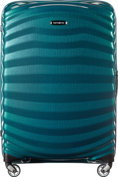 Samsonite Lite-Shock Spinner 75 cm Petrol Blue