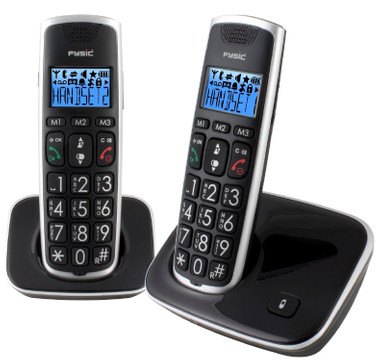 Fysic Big Button Telefoon FX-6020