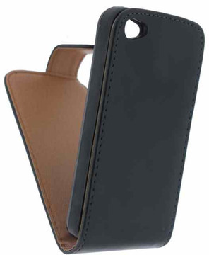 Xccess Leather Flip Case Apple iPhone 4/4S