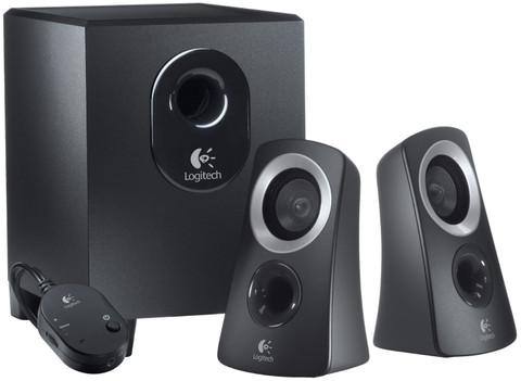 Logitech Z 313 2.1 Speakersysteem