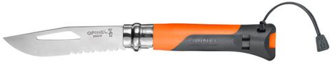 Opinel Outdoor N°08 Oranje