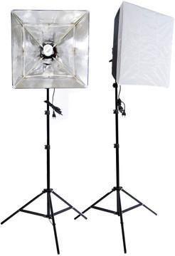 Falcon Eyes Daglichtlamp set LH-ESB5050K2