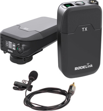 Rode Link Filmmaker kit