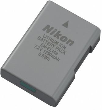 Nikon EN-EL14a Accu