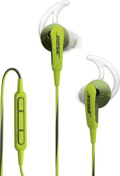 Bose SoundSport In-ear Apple Groen