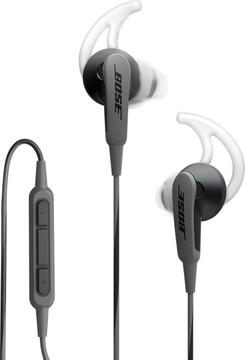 Bose SoundSport In-ear Apple Zwart
