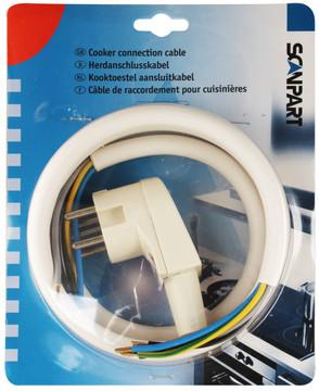 Scanpart Aansluitkabel 5 x 2,5 + Perilex 2 m