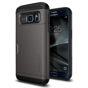 Spigen Slim Armor CS Samsung Galaxy S7 Grijs