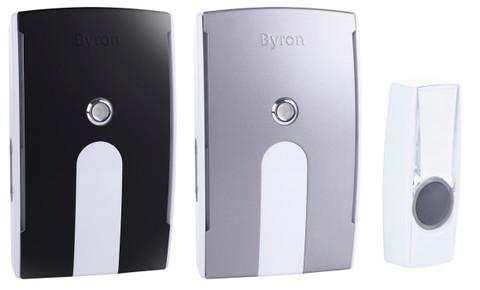 Byron Draadloze Plug-in Deurbel + Draagbare Ontvanger