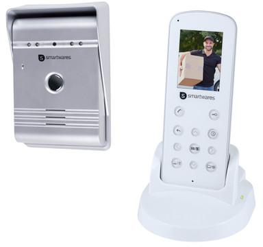 Smartwares Draadloze Video Intercom VD36W