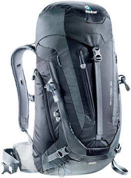 Deuter ACT Trail 30 Black/Granite