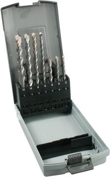 Makita 7-delige Hamerborenset P2S SDS-plus 5 t/m 12 mm