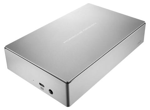LaCie Porsche Design Desktop Drive Usb C 4TB