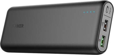 Anker PowerCore Quick Charge 3.0 20000 mAh Zwart