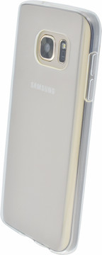 Mobiparts Essential TPU Case Samsung Galaxy S7 Transparant